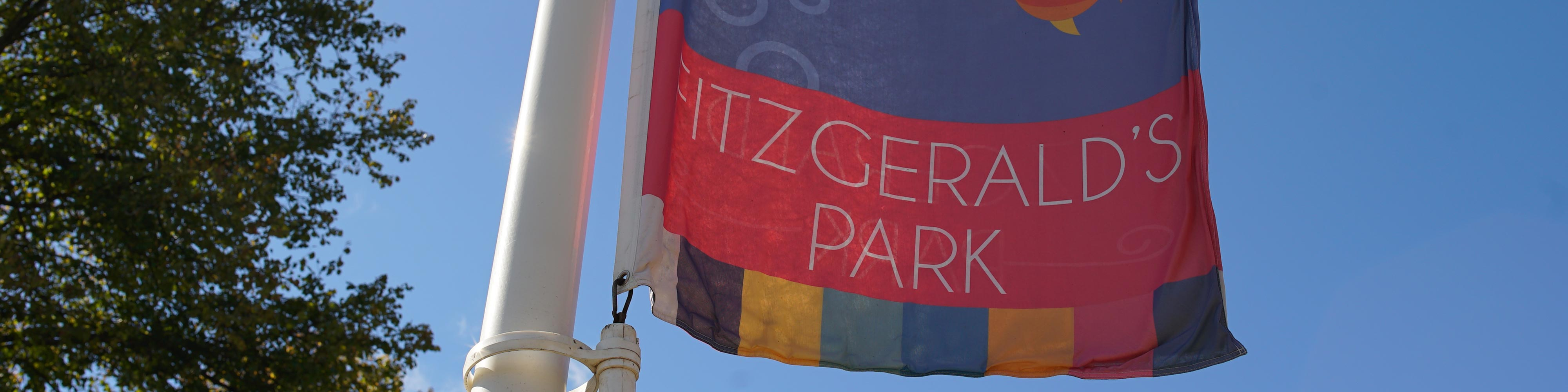 fitzgeralds park flag