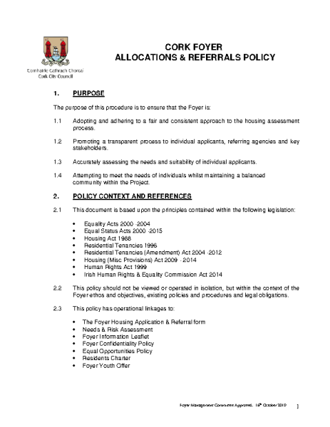 4.-2019-Allocations-Policy front page preview