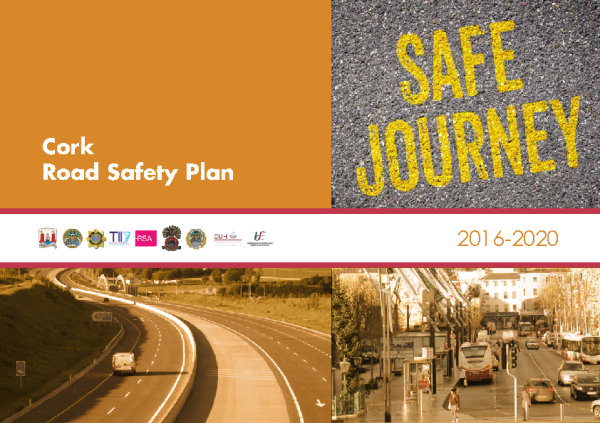 Cork-Road-Safety-Plan front page preview