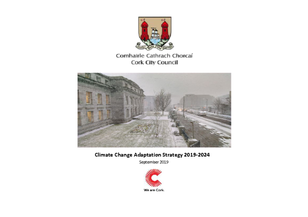 Final-Cork-City-Council-Climate-Change-Adaptation-Strategy-30-Sept-2019---- front page preview