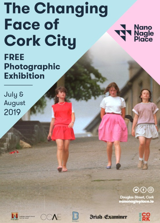 Changing Face of Cork City Exhibition