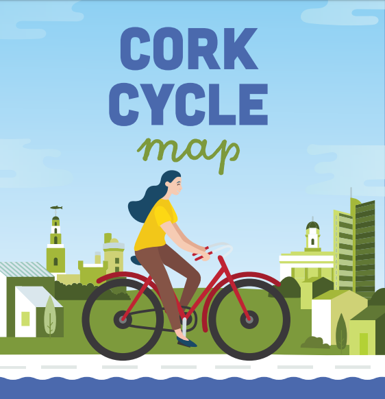 Cork Cycle Map Graphic