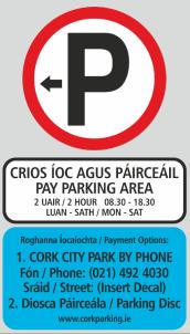 On-Street Parking - Cork City Council