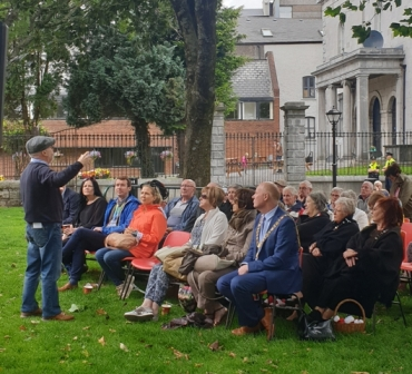 Age-Friendly-Event-in-Bishop-Lucey-Park-August-2019---Richard-T-Cooke