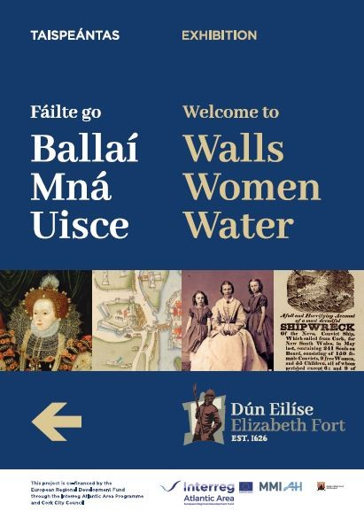 Walls Water Women Exhibition