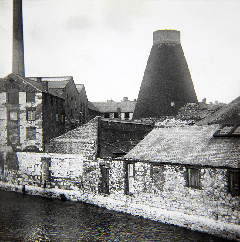 Cork Glasshouse Chimney early 1900s