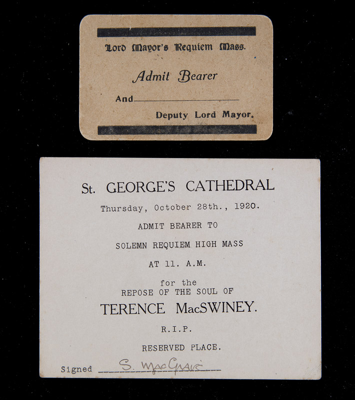Admission-Card-for-Terence-MacSwiney--funeral-mass-in-London-1920