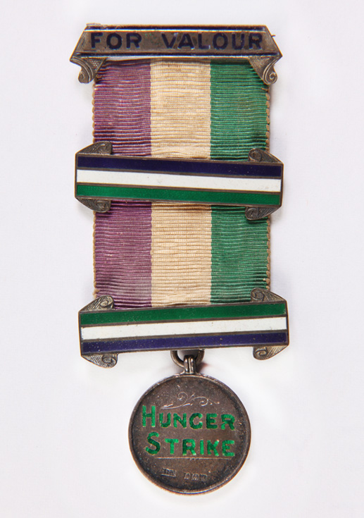Medal-For-Valour-Hungerstrike-Violet-OBrien-Suffragette-Movement-2