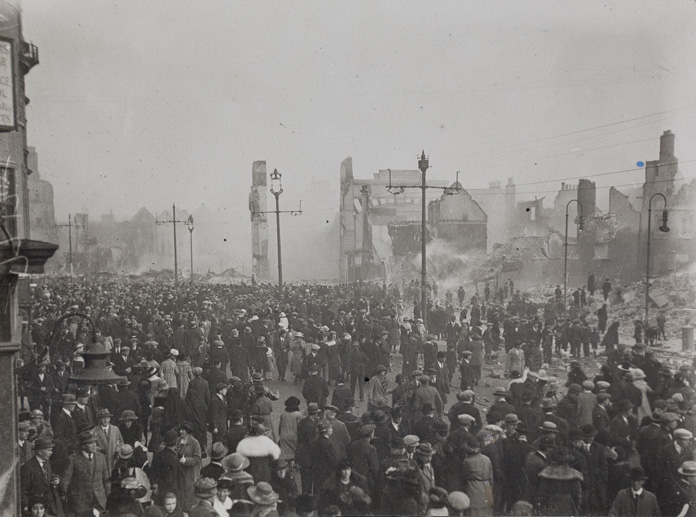Photo-of-Patrick-St-after-the-burning-of-the-city