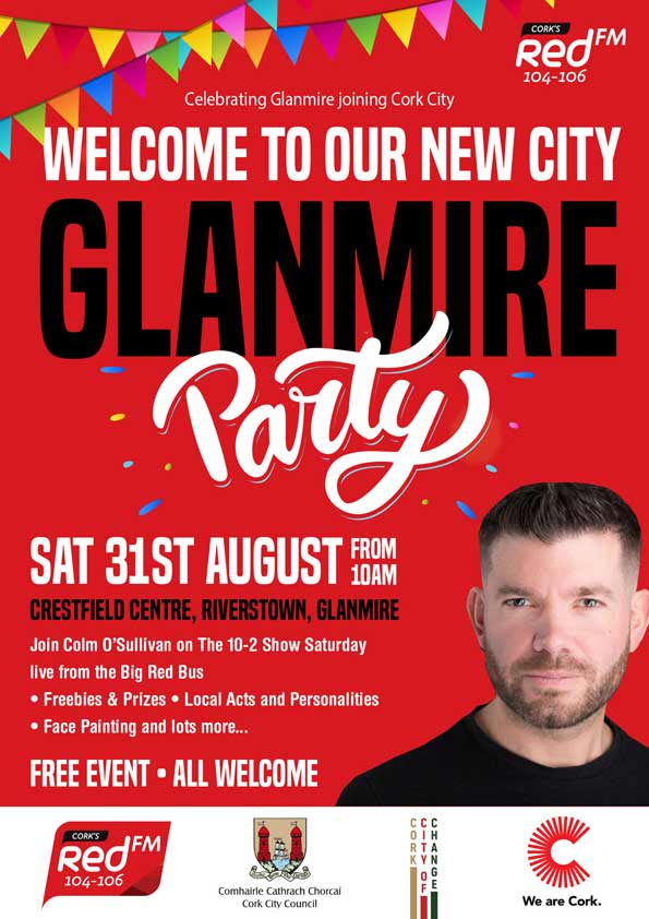 Welcome to our new city family fun days kick off in Glanmire