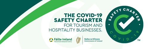 Covid 19 Safety Charter Failte Ireland
