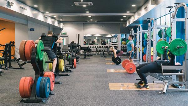 Gyms Cork City Council