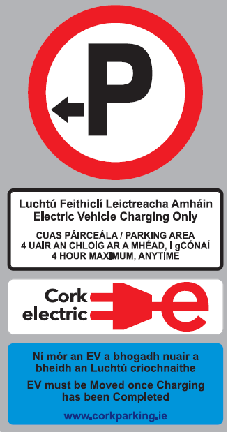 Electric-Vehicle-Chage-Point-Sign